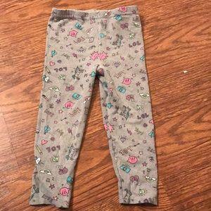 Garanimals girls leggings size 3T